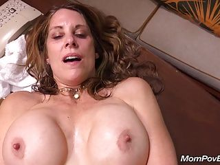 Big Boobs;Blowjobs;Matures;MILFs;POV;HD Videos;Behind the Scenes;Behind Scenes;Behind;Scenes;Fucked;Mom POV Cougar is fucked...