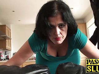 Amateur;Brunettes;Matures;Spanking;Stockings;HD Videos;Mercilessly;Enjoys;Drilled;Getting;Pascals Sluts Mature Montse Swinger enjoys getting...