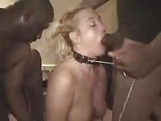 Cuckold;Cum Swallowing;Gangbang;Interracial;Matures;Black Cock Slave;Black Cock;Black;Female Choice Black Cock Slave