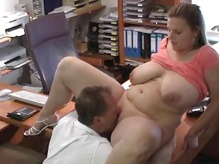 BBW;Big Boobs;German;Matures;MILFs;Top Rated;Interview;Big Tits;Office;Couple;German Woman;Thick Woman;Thick MILF MILF Thick German Woman Interview -...