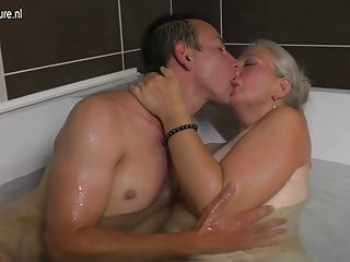 Amateur;Grannies;Matures;MILFs;Old+Young;HD Videos;Bathtub;Young Cock;Mature Young;Slut;Young;Mom;Mature NL Mature slut mom...