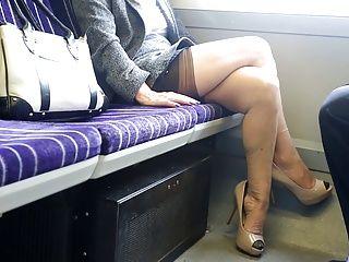 British;Flashing;Matures;Stockings;Voyeur;HD Videos;Train UK HELEN ...TRAIN...