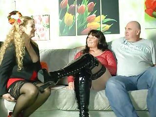 Amateur;BBW;German;Matures;Old+Young Simones Hausbesuche #79