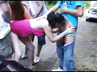 Group Sex;Matures;Outdoor;Public Nudity;Voyeur;Dogging Hot Dogging