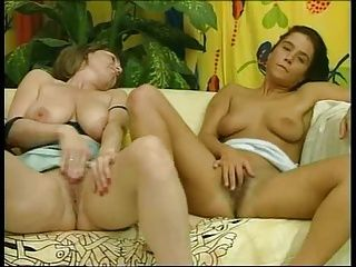 German;Lesbians;Matures;MILFs;Old+Young;Together;Mom Cumming;Daughter;Mom German mom and...