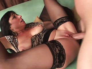 Big Boobs;Brunettes;Matures;MILFs;Stockings;HD Videos;Really Good;Really Sexy;Mature Fucks;Sexy Stockings;Sexy Sexy mature in stockings fucks really...