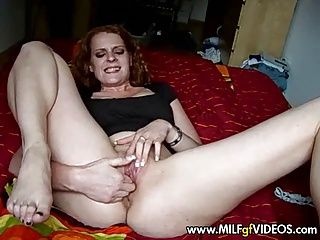 Anal;Matures;MILFs;Dildo;Up Her Ass;Dildo up Ass;MILF with Dildo;Red Haired;Red Dildo;Red Ass;Her Ass;Ass up;Dildo Ass;Haired;MILF GF Videos Red haired MILF...