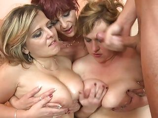 Big Boobs;Matures;Cougars;HD Videos;Three Women Three women fuck...