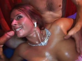 Gangbang;German;Matures Susanne Gets...