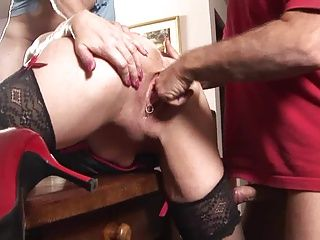 Amateur;British;Matures;Stockings;Threesomes Mature Carol has...