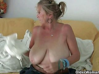 Big Boobs;Grannies;Matures;MILFs;Stockings;Top Rated;Granny;Grandma;Big Tits;Natural Tits;Old;Pantyhose;Older;English;Tights;GILF;Panties;Knickers;Nylons;Grandma with Big Tits;Older Woman Fun Grandma with big...