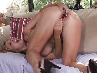 Masturbation;Matures;Sex Toys;MILF Masturbates;Toying;Masturbates;Anilos Toying milf Jodi...