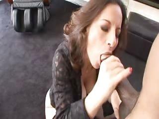 Matures;Pornstars;Stockings;MILFs;Sexy;Janitor;Seduced;MILF Stockings Mellissa Monet  -...