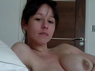 Brunettes;Matures;MILFs;POV;Tits;JOI;Mature JOI;In Bed In bed with...