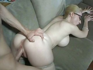 Matures;MILFs;Old+Young;On Top;Pussy Fucking;Cum in Mouth;Eyeglasses;Glasses;Young;Playing;Mature Fucks Young;Mature Young;Mature Fucks;Lovely A lovely mature...