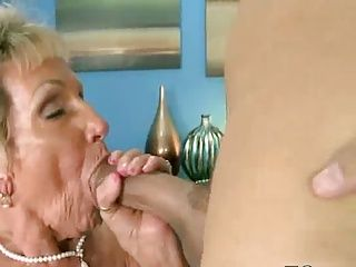 Grannies;Matures;Old+Young Horny grandmother