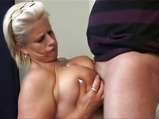 Big Boobs;Blowjobs;Cumshots;Matures;MILFs;Top Rated;Busty Mature Busty And Horny...