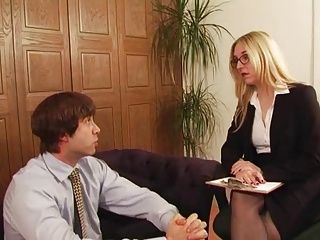 British;Femdom;Matures;Spanking;Mistress;Office;Slave;Office Slave;Her Slave;Mistress Sex;Office Sex Posh Office...