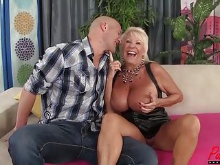 Cougars;Grannies;Matures;MILFs;Old+Young;HD Videos;GILF;Busty GILF;Blonde GILF;Enjoys;Pure Xxx busty blonde GILF...