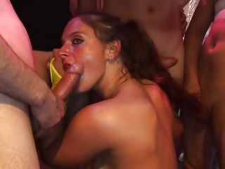 Gangbang;German;Matures;Ravaged Susanne Gets...