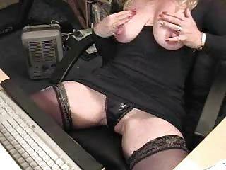 Big Boobs;Masturbation;Matures;Pussy Rub;Web Cams;Kinky Lady plays with...