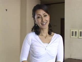 Japanese,Mature stepmom desire young cock