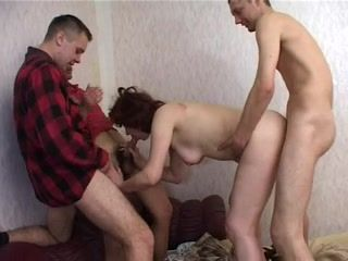 Cumshots,DP,Gangbang,Russian,Mature,Hardcore,Group Sex,Oldie Slutty Russian...
