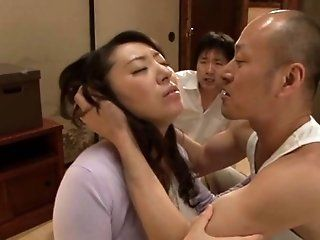 Anal,Asian,Japanese,Blowjob,DP,Group Sex,Mature,Hardcore,Threesomes Aya Kitagawa is a...
