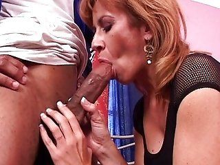 Mature;Interracial;Blonde;HD Mature...