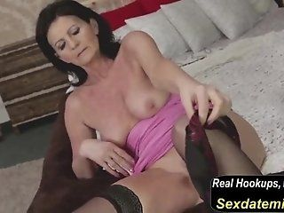 Mature;MILF Real Old Whore...