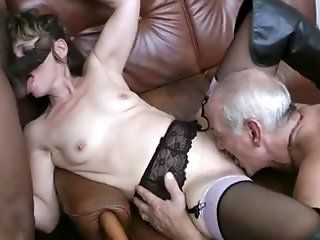 Mature,Threesomes,DP,Anal