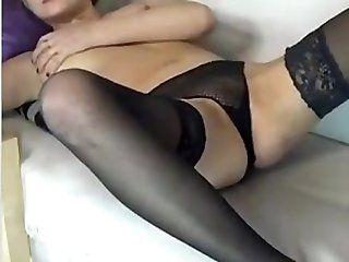 Big Tits;Mature;Fetish;POV mature blonde...