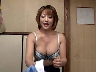 Asian,Japanese,Mature,Blowjob,Cumshots,Cosplay,Hardcore Reiko Kagami got...