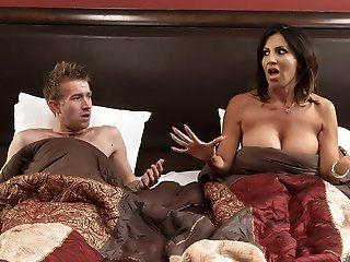 Big Tits,Creampie,Latina,Mature,Big Butt,Redhead Tara and her stepson Danny didn�t...